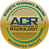 American College of Radiology Seal: MRI Accredited Facility