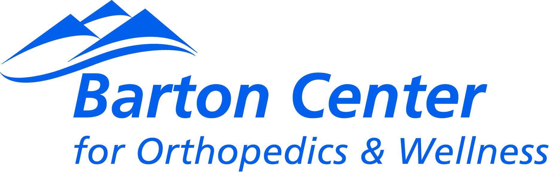 Barton Center for Orthopedics & Wellness