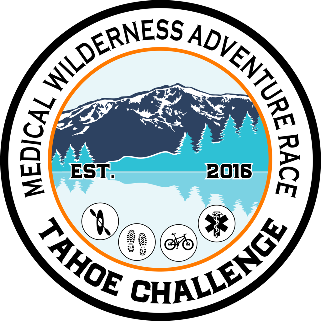 Medical Wilderness Adventure Race MedWAR Tahoe Challenge